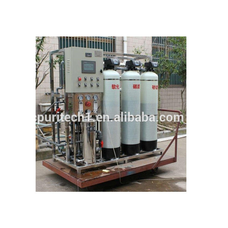 1500lph sand filter carbon filter and water softener