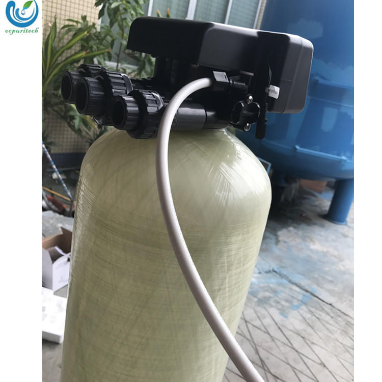 1T New design water softener 1000l with automatic valve
