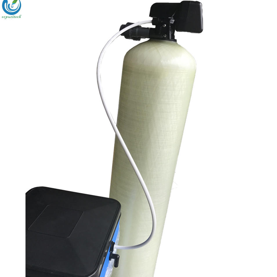Domestic Automatic Control Ion Exchange Resin Water Softener