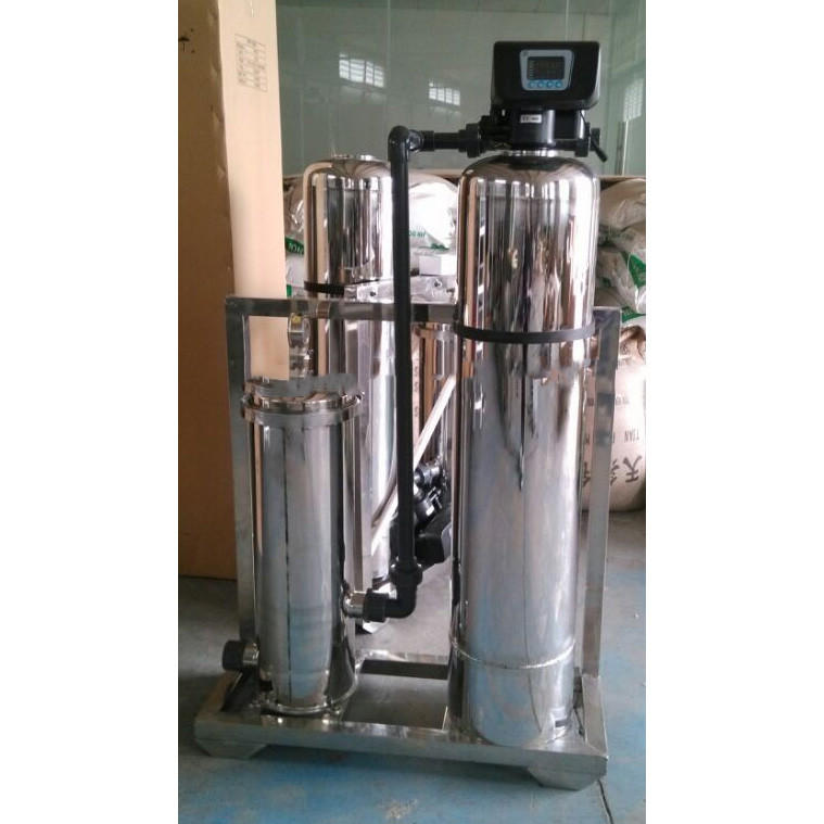 water treatment stainless steel filter tank