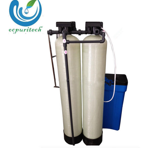 small size automatic water softener
