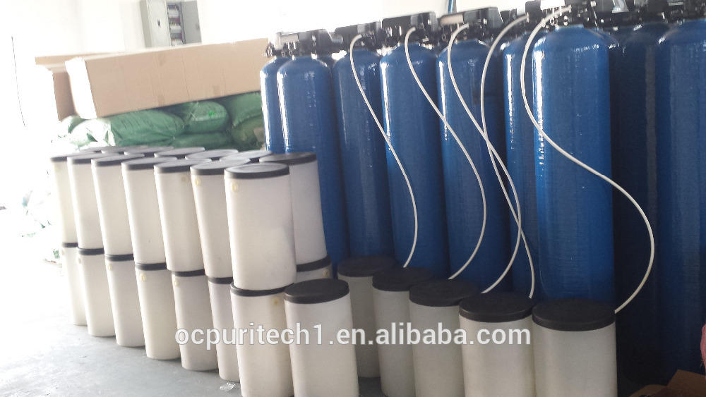 Wholesale price of home water softener with control valves