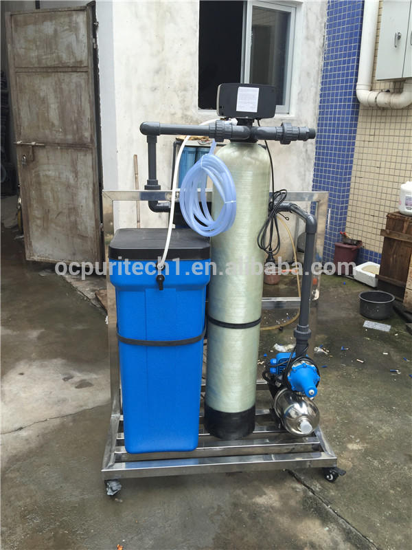 Small ro water treatment system water softener home