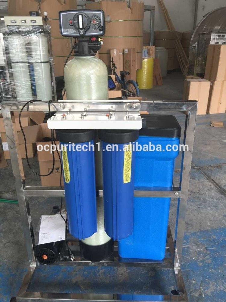 Guangzhou factory made boler water/ hard water reduce best water softener