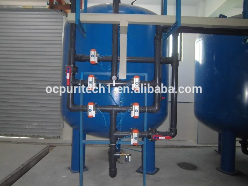 Manual Sand Filter FRP Tanks