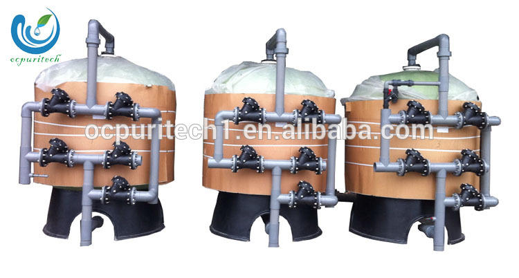Pretreatment System for Deionized Water Purification System
