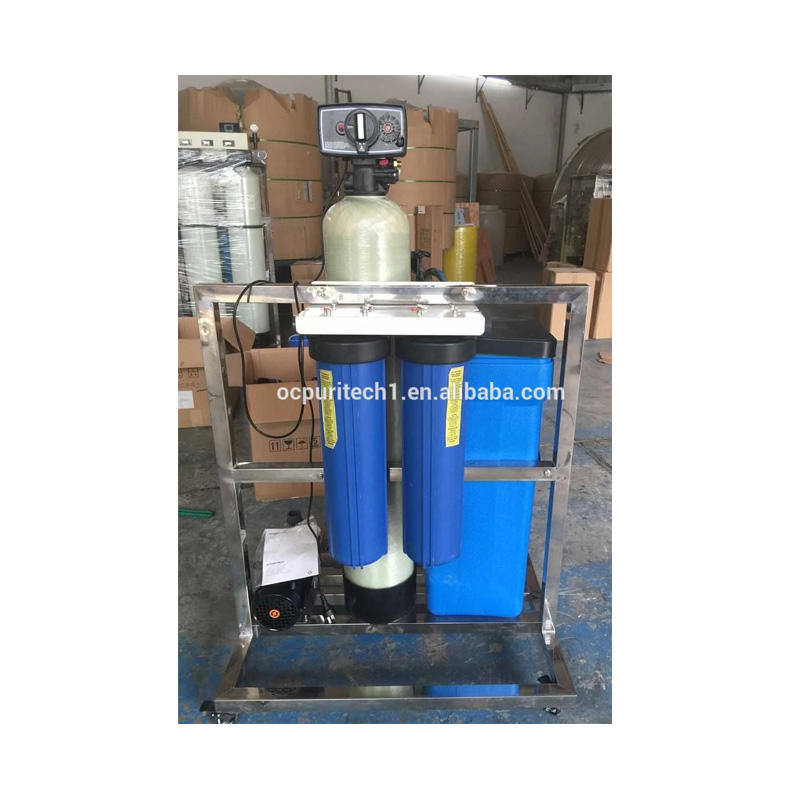 luxury water softener water treatment system