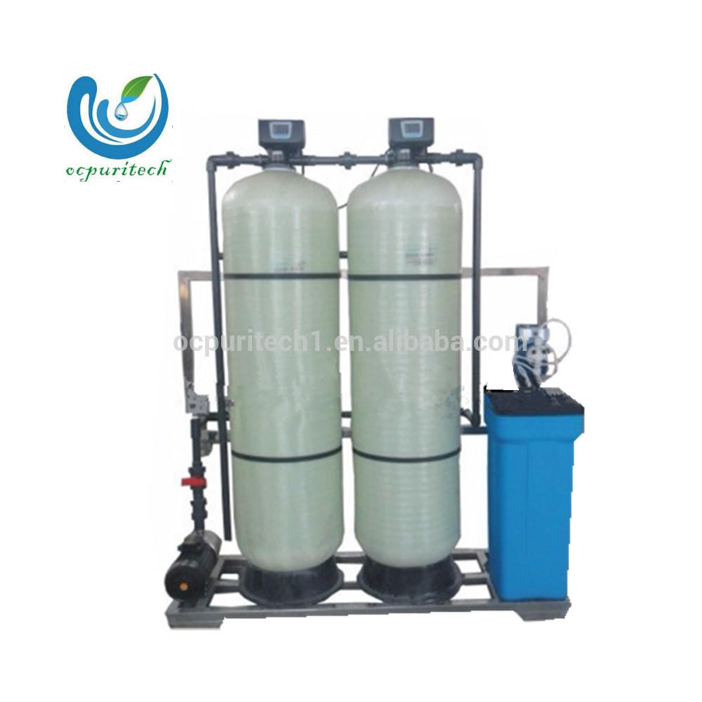 high qualityResinAuto Regeneration Ion Exchange luxury Water Softener system