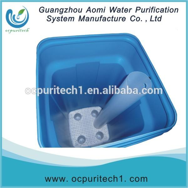 Industrial Faucet Sodium Cationic saltWater treatment Softener