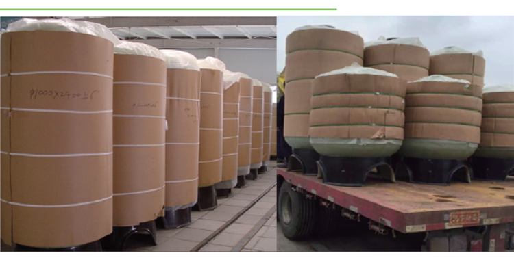 Sand and Activated Carbon Filter for Drinking Water Purification Plant
