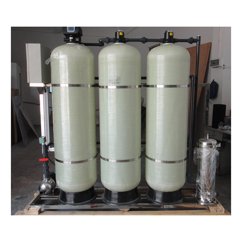 1054 sand filter and carbon filter Frp tank