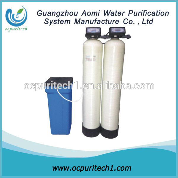 500LPH Small home water softener system