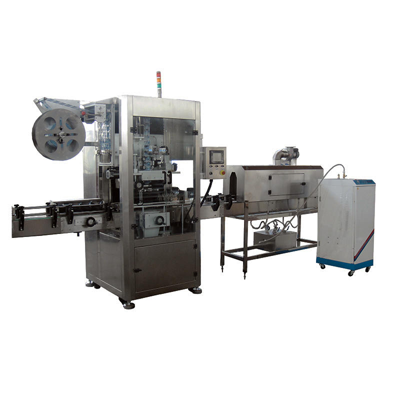 CE Certification Automatic Shrink Sleeve Label Machine for Bottle