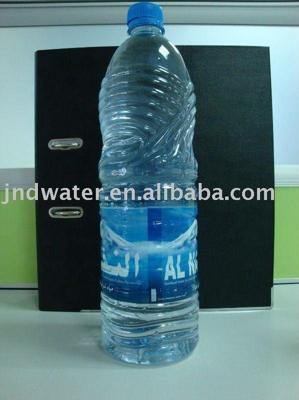 shrink Label for round square bottle