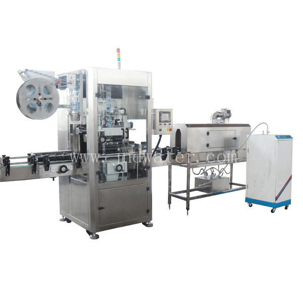 Automatic PVC Labeling Machine for Bottle