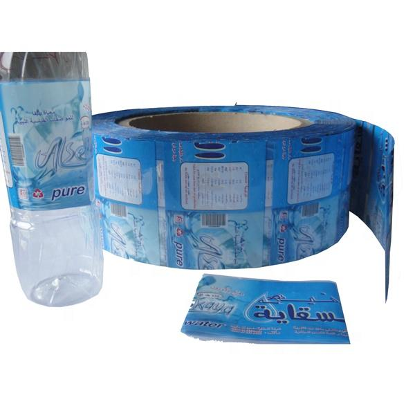 PVC Shrink Label for Shrink Sleeve Label Machine