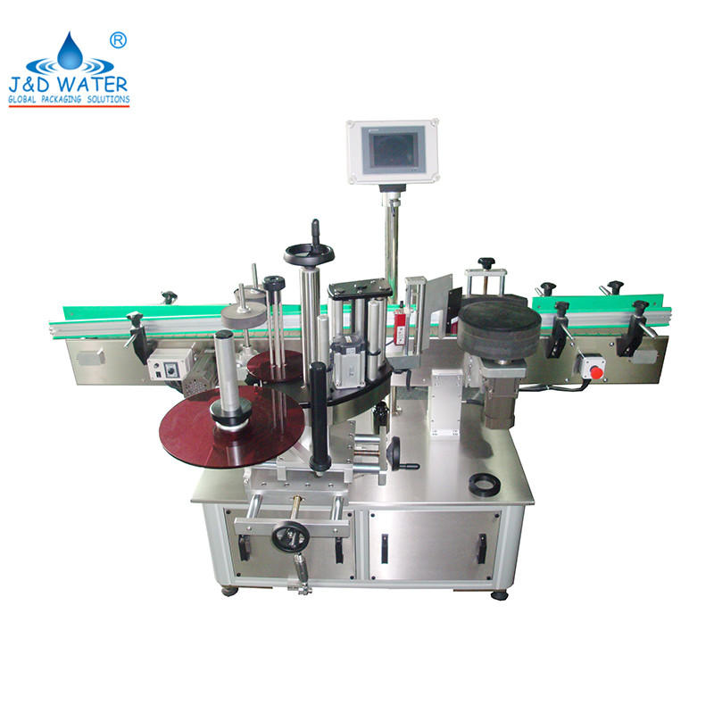 high quality mineral water bottle rotary opp sticker labeling machine