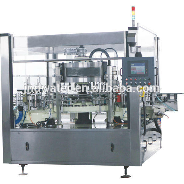 Automatic Paper Cold Glue Labeling Machine for Bottle