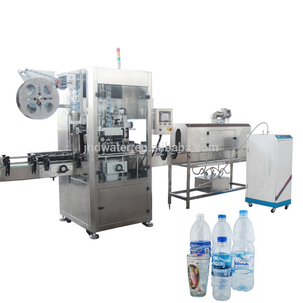 JNDWATER Auto Shrinkable Labeling Machine