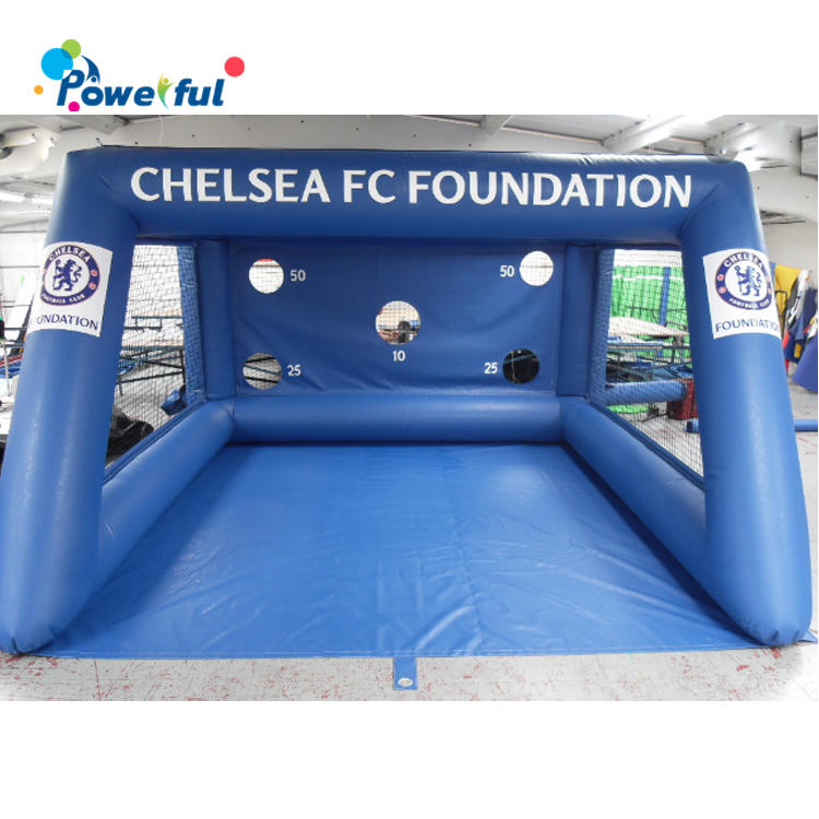 Commercial Inflatable Speed Cage Soccer Game Sport Cage For Sale
