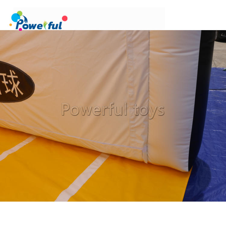 Outdoor Sport Inflatable Squash Game Portable Squash Court