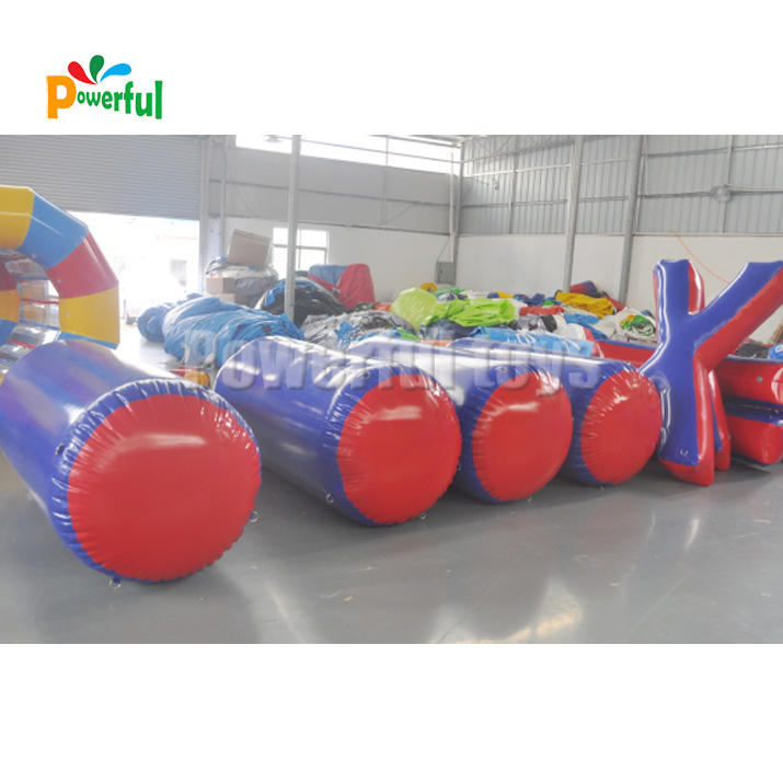 26 pcs Outdoor CS Inflatable Bunkers Paintball Air Bunker Field