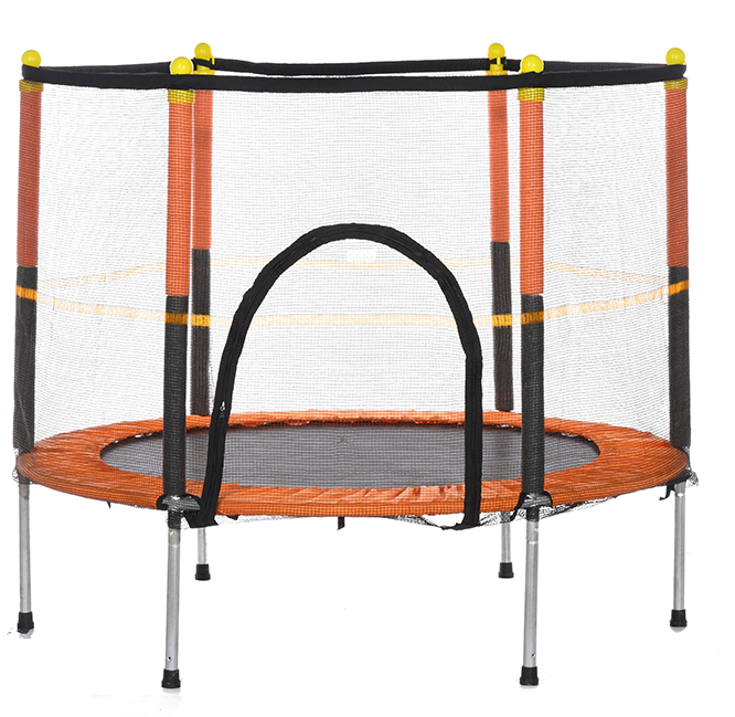 Fitness Circle Mini Trampoline Cheap Price Kids Small Trampoline With Net