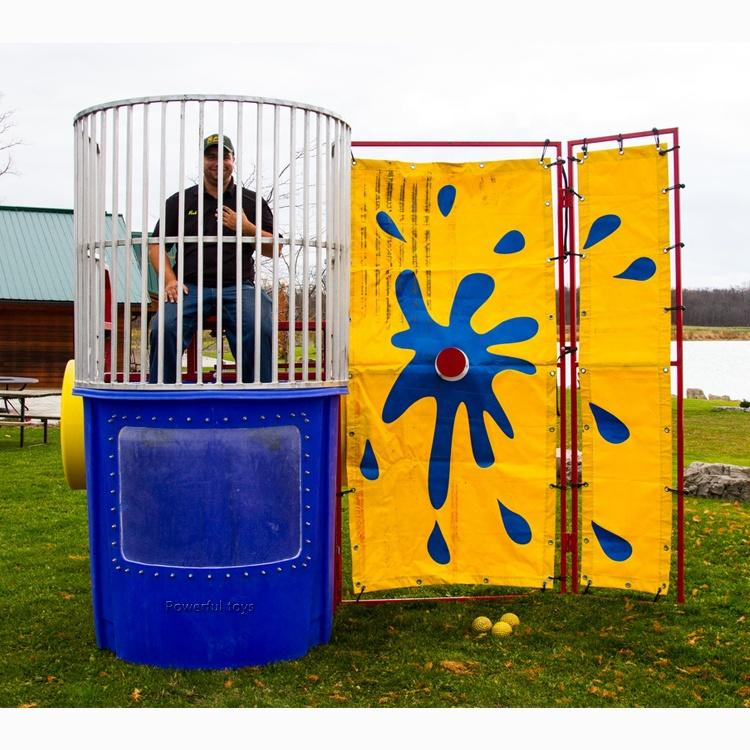 Cheap Dunk Tank For outdoor water games