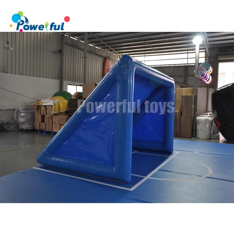 Water Toys Floating Inflatable Football Goal Inflatable Water Sport Equipment