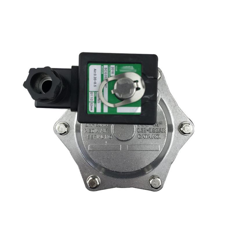 Dust collector machine DN65 solenoid valve SCG353A051 serviceable pulse jet valve