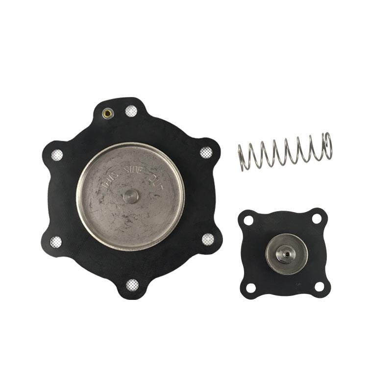 Pulse solenoid valve repair kit C113685 C113686 black NBR pulse valve membrane