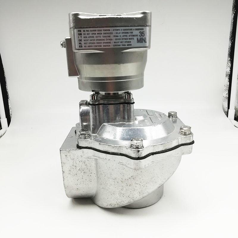 SCXE353.060 SCG353A051 Type C113686 Explosion Proof 2-1/2 Inch Diaphragm Pulse Jet Valve