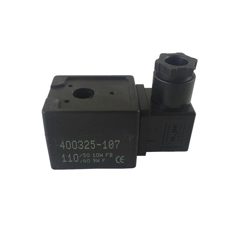 Solenoid valve Dust collector 400325117 400325142 pulse valve AC220V AC110Vsolenoid coil