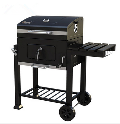 classic barbecue grill charcoal apple kettle BBQ stove