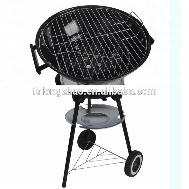 Popular designs outdoor charcoal barbecue grill portable bbq grill-16 inch Kettle Grill