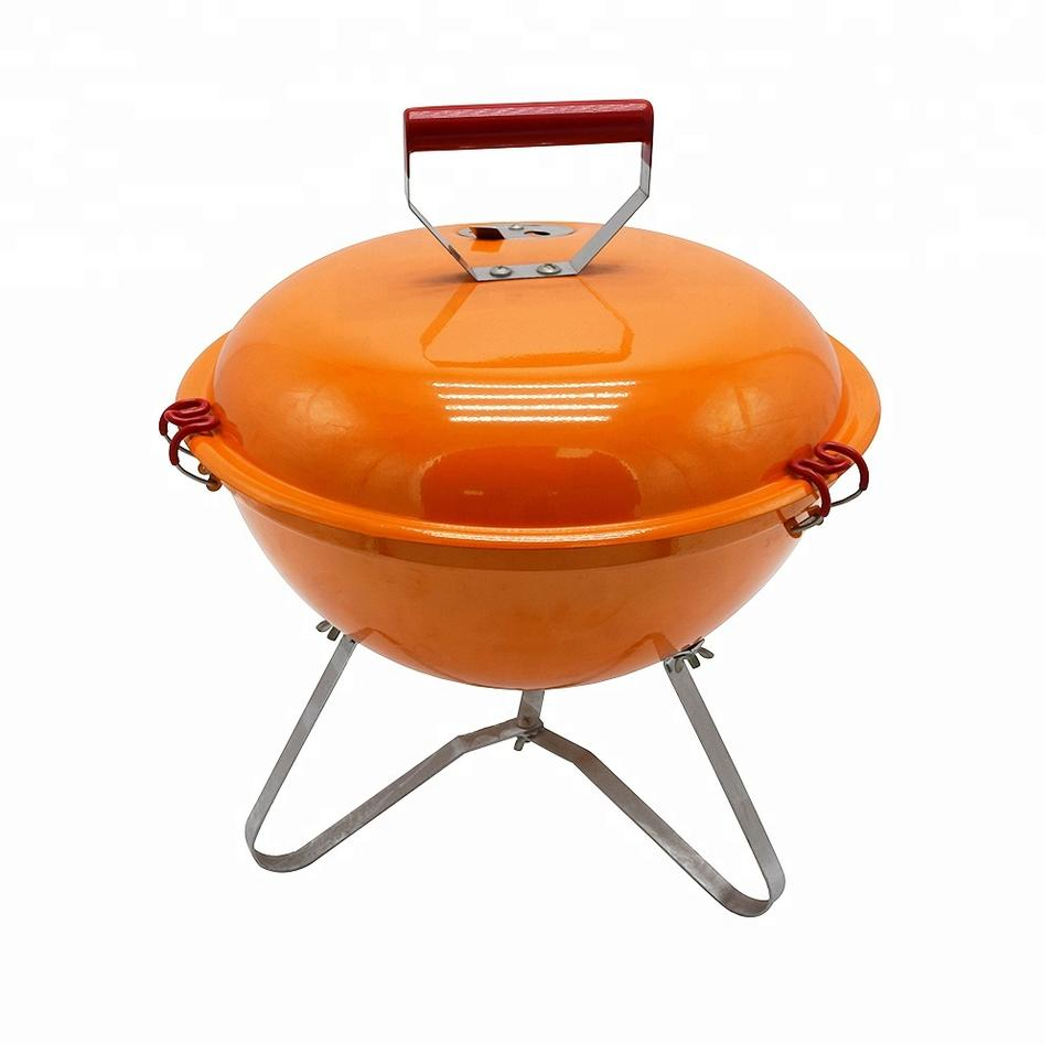 Portable Charcoal BBQ Grill Homemade Charcoal Grill Commercial bbq grill