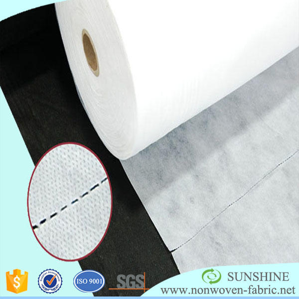 Waterproof Non Woven Fabric Perforated Disposable Bed Sheets roll Nonwoven