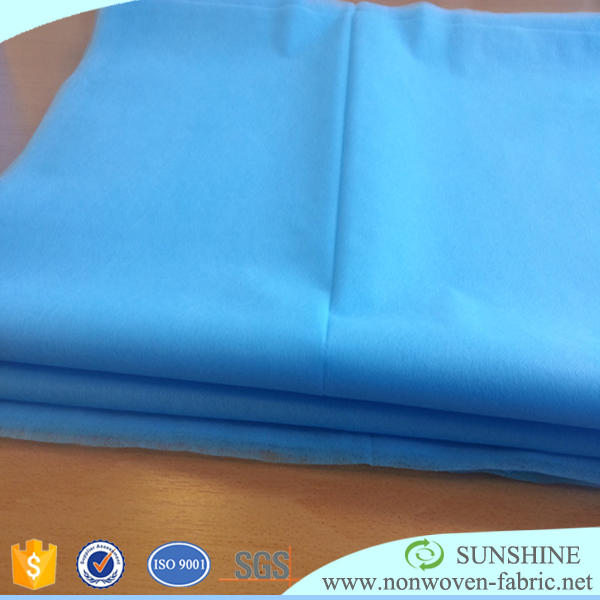 Disposable Medical SMS polypropylene spunbonded nonwoven fabric for hospital bed sheets