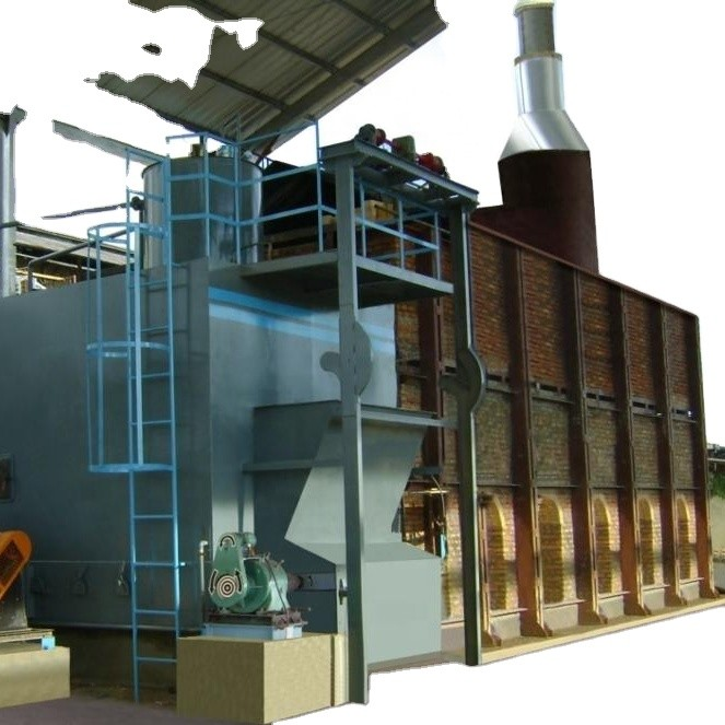 High efficiency coal fired hot air furnace / Hot air generator / Gas fired drying oven