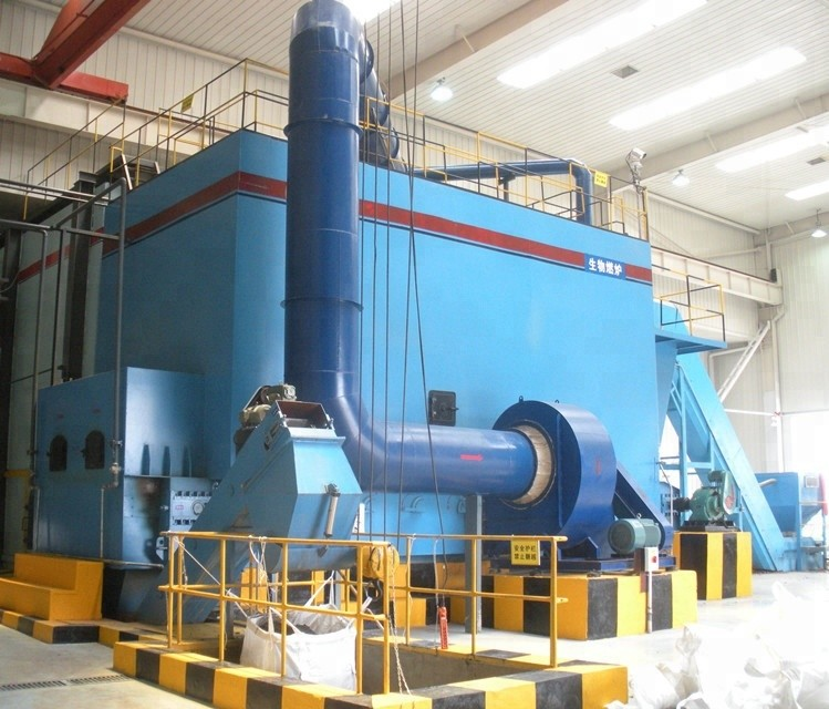 Energy-saving Biomass fired hot air furnace/Natural gas fired hot air generator for drying wet materials