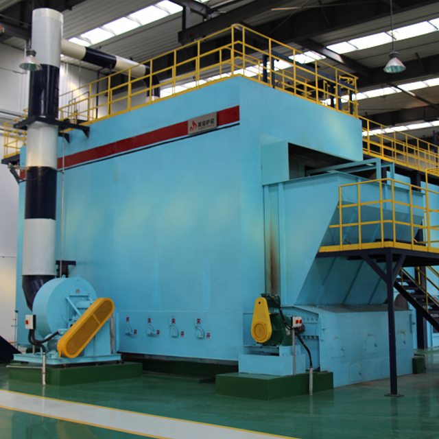 Manufacture Direct Coal Fired Hot Air Generator for Industrial Chemistry Drying