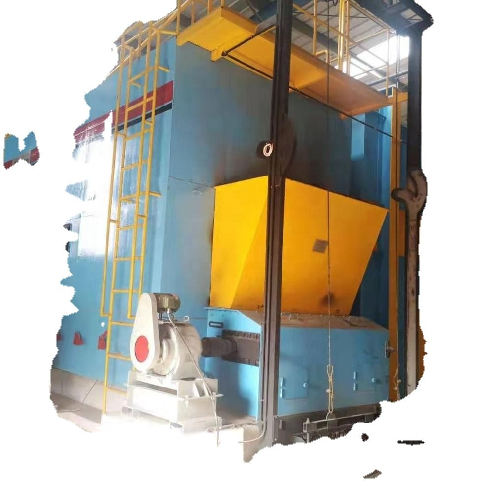 Industrial coal fired indirect heat exchanging hot air furnace/ Hot air generator fuel coal oil gas