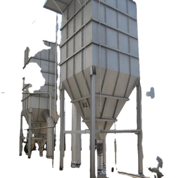Bag type dust filter/Detergent powder production line/Dedusting machine/