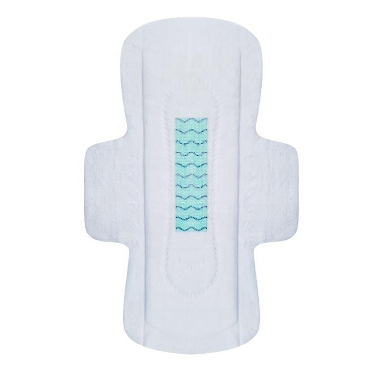 Chief ion sanitary napkin raw material high repurchase rate of ultra-thin anion sanitary napkins softy menstrual pads