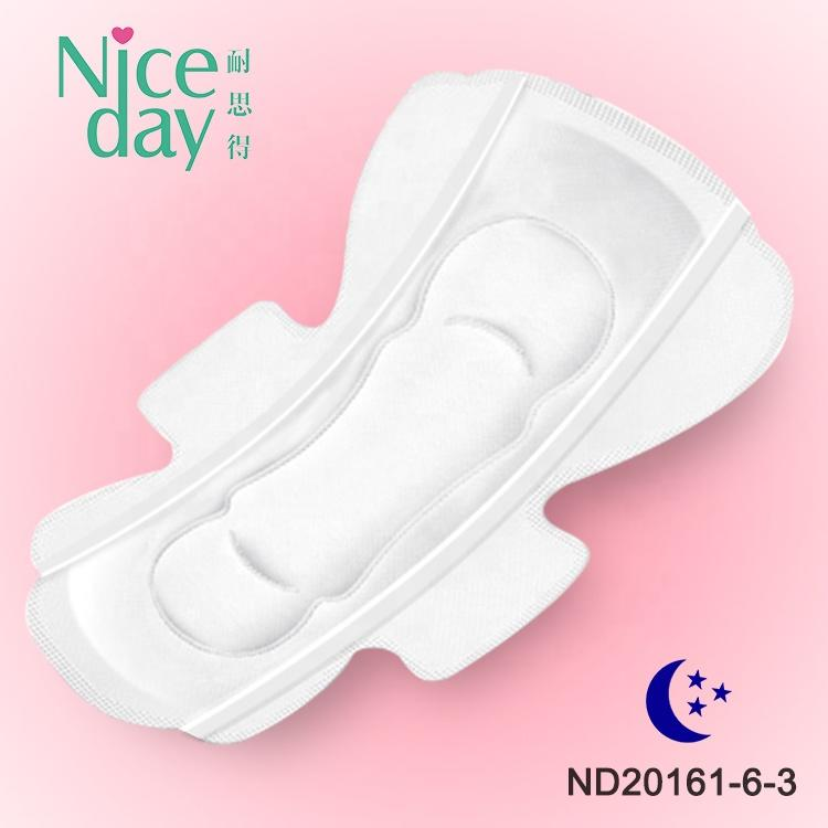 High absorbency sanitary pads for sale guangdong foshan manufacturer