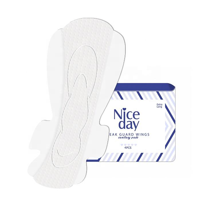 Hot sales ultra soft pads women period comfort sanitary pads