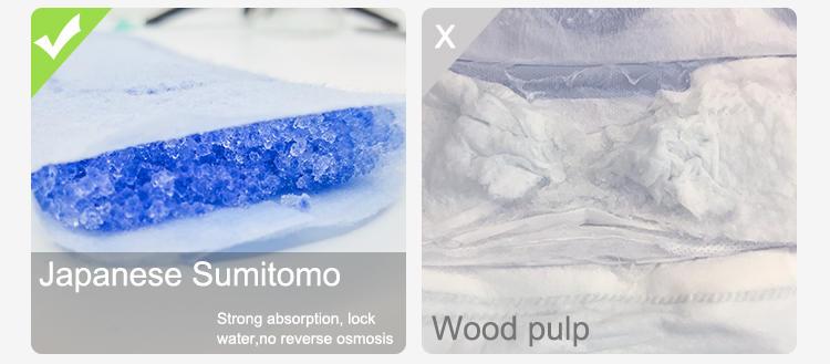 Customize logo ultra-thin lady anion sanitary napkins sample order
