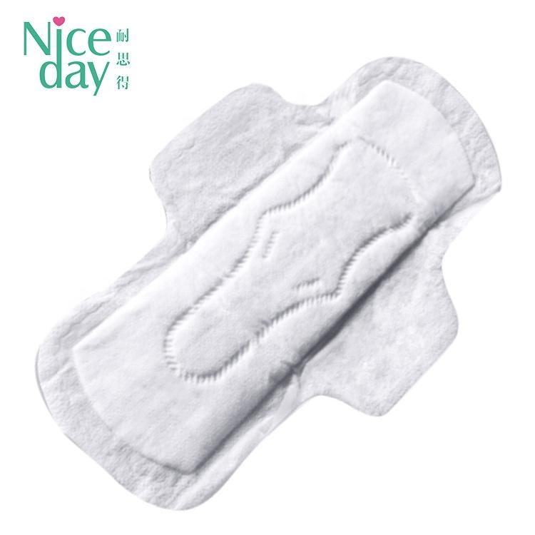 High quality herbal sanitary napkin function medical sanitary pad