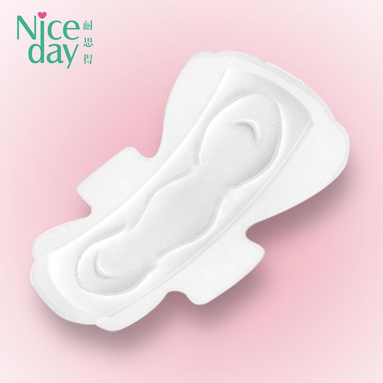 Hot sell in india high quality disposable pad night sanitary towel ultra thin ladies sanitary pads