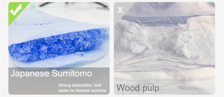 Ladies ultra thin anion sanitary napkin manufacturer